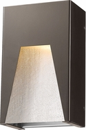 Z-Lite 561S-DBZ-SL-SDY-LED Millenial Contemporary Bronze Silver LED Exterior Light Sconce