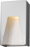 Z-Lite 561S-SL-SL-SDY-LED Millenial Contemporary Silver LED Exterior Lamp Sconce