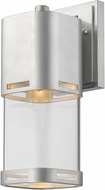 Z-Lite 562M-BA-LED Lestat Modern Brushed Aluminum LED Outdoor Wall Lighting Sconce