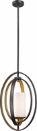 Z-Lite 6004MP-BZGD Ashling Contemporary Bronze Gold Mini Drop Lighting