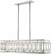 Z-Lite 6006-35CH Mersesse Chrome 35.5  Island Light Fixture