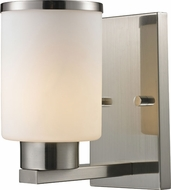 Z-Lite 706-1S-BN Roxburgh Brushed Nickel Wall Lighting
