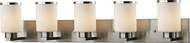 Z-Lite 706-5V-BN Roxburgh Brushed Nickel 5-Light Vanity Lighting
