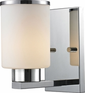 Z-Lite 707-1S-CH Roxburgh ChromeSconce Lighting