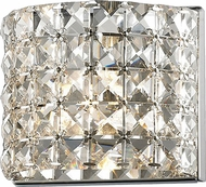 Z-Lite 867-1S-LED Panache Chrome LED Wall Light Sconce