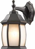 Z-Lite T20-ORB-F Waterdown Oil Rubbed Bronze Outdoor Wall Lighting Sconce