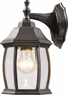 Z-Lite T20-ORB Waterdown Oil Rubbed Bronze Exterior Lighting Wall Sconce