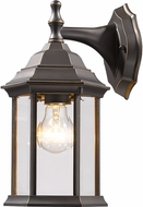 Z-Lite T21-ORB Waterdown Oil Rubbed Bronze Exterior Wall Sconce Lighting