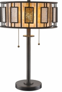 Z-Lite Z14-54TL Lankin Modern Bronze Table Light