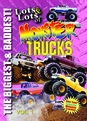 LOTS and LOTS of  MONSTER TRUCKS DVD Vol.1 - The Biggest and Baddest