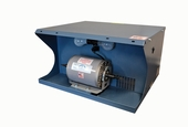 Double Spindle Dust Collector 110V