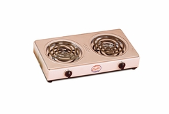 Electric Stove / Double Burner