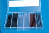 Heat Shrink Temple Tubing Assortment