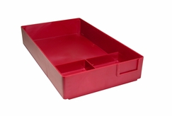 Red  Large  Lab Trays