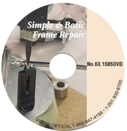 Simple & Basic Frame Repair DVD
