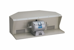 Dust Collector with Two-Speed Polishing Motor