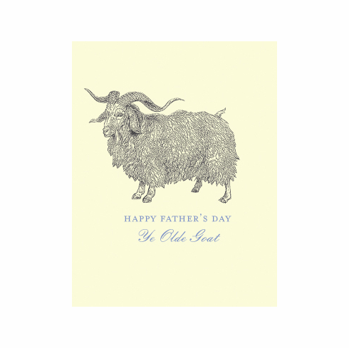 Father's Day Goat