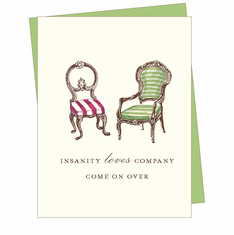 Insanity Loves Company Card
