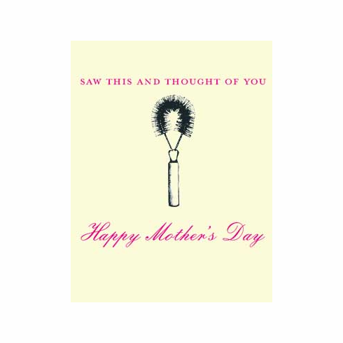 Mother's Day Brush
