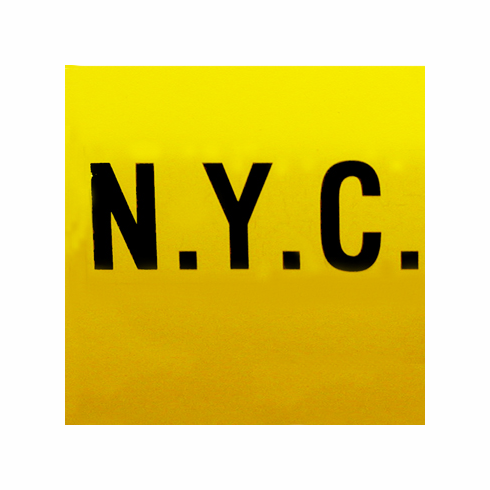 NYC Urban Alphabet New York