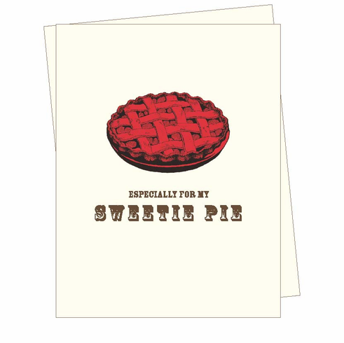 Sweetie Pie Card