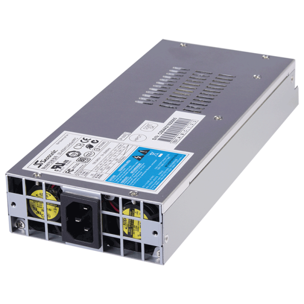 Seasonic SS-400H1U 1U 400W High Efficiency Rackmount Power Supply