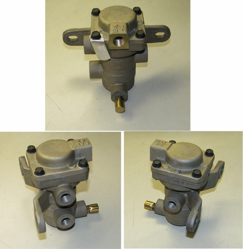 Air Brake Inversion Valve, M939 Series With ABS, WHMBN50002B