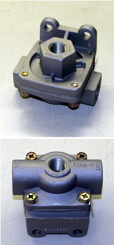 Air Brake QR-1 Quick Release Valve For M939 Series, 288251