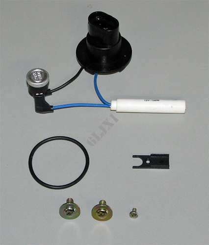 Air Dryer Heater Kit (12 volt) For M915A3 / M916A3 / M917A1 & A2, R950015