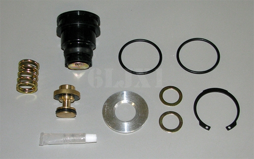 Air Dryer Purge Valve Assembly For M915A3 / M917A1, R950014