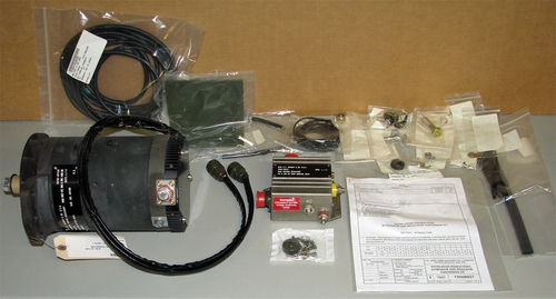 Alternator and Regulator Conversion/Upgrade Kit For M915 / M915A1 / M915A4, 57K4876 (12508927)