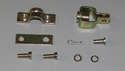 Clevis And Hardware Kit For Push-Pull Cables, BQ52-105