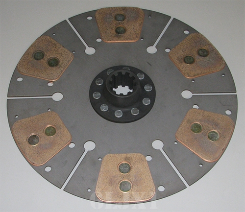 Clutch Disc (without damper springs) For M35A2 Series Trucks, 11668332NS