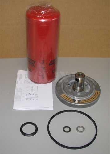 Cummins Engine (1969-later) Spin On Filter Adapter Kit With Filter