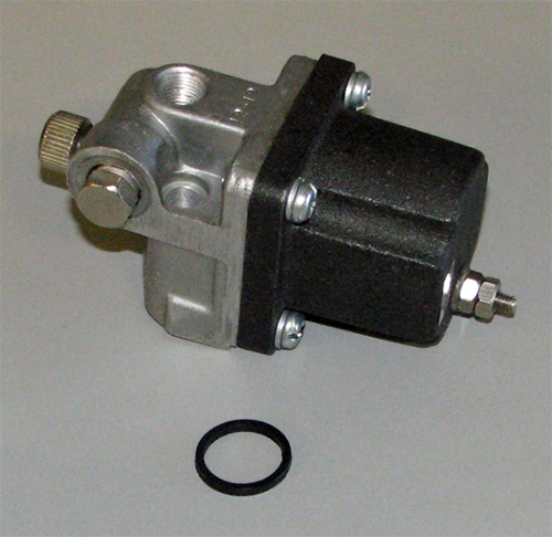 Fuel Control Solenoid (24 Volt) For M809 & M939/A1 (NHC-250 Cummins), 3035344