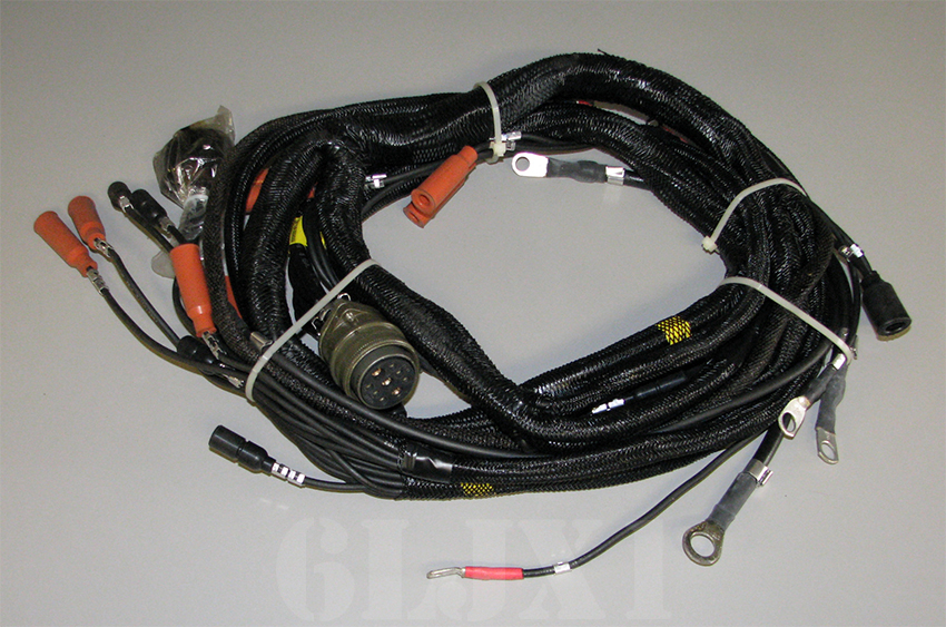 Hmmwv 6 2l Engine Wire Harness  12339350