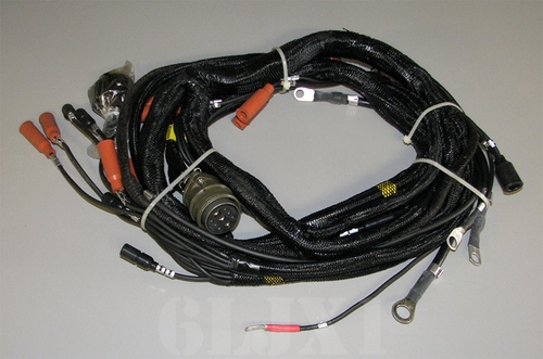 HMMWV 6.2L Engine Wire Harness, 12339350