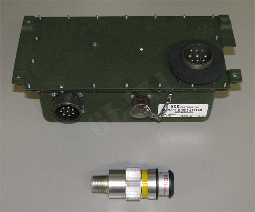 HMMWV Glow Plug Controller & Protective Control Box - Matched Set (KDS Smart Start System), 6500391