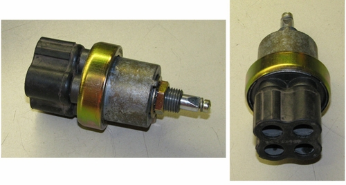 Ignition Or Auxiliary Switch For M-Series Vehicles, MS39060-2 / 8380699