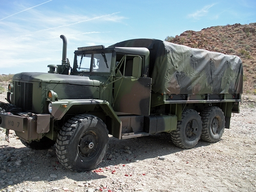 James Kelly M35A3