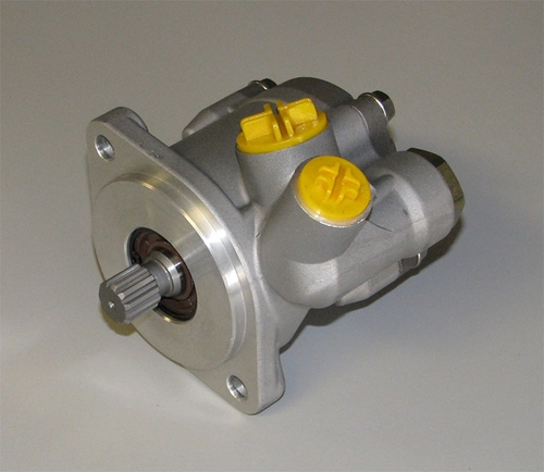 Power Steering Pump For CAT 3116 / 3126, 14-14375-000