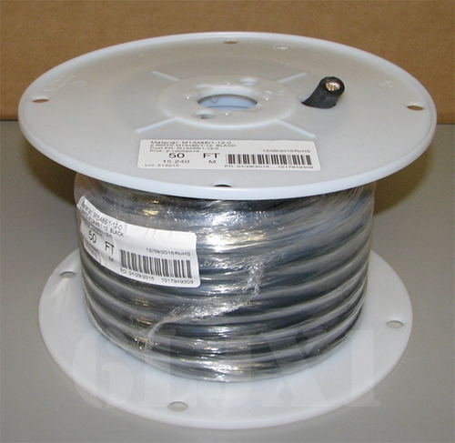 Prestolite Wire For Military Vehicles, 2 AWG, M13486/1-12 (50 Ft Spool)