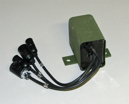 Relay, Transmission Control for A2 HMMWV, 12460116