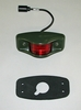 Side Clearance Light LED (383-Green Housing) Red Lens, 12446845-2 / 12422973-002