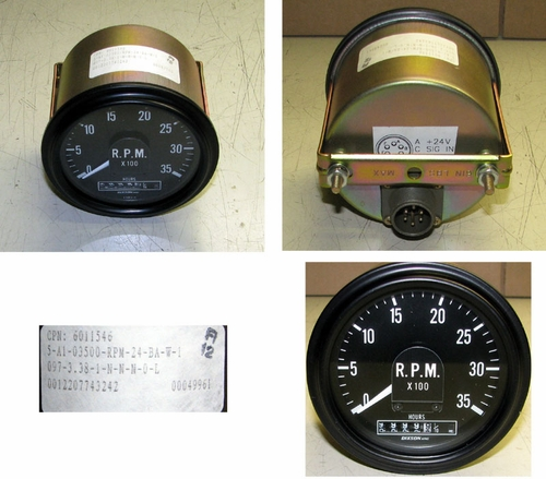 Tachometer (Electronic) For HMMWV, 6011546
