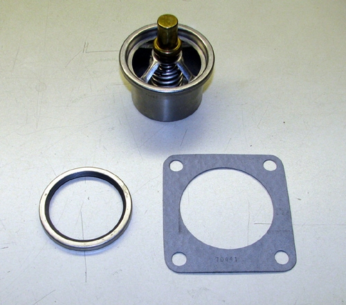 Thermostat and Gasket Kit For M809, M939, M939A1 (Cummins NHC-250), 307648900