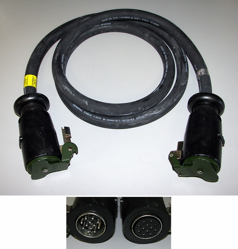 Trailer Cable (Intervehicular Cable), 96 Inches, 7728812