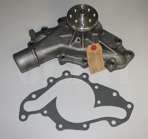 Water Pump For 6.5L Civilian Hummer H1 (96-98 6.5L Turbo), 12514574