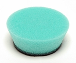 2 Inch FLEX Medium Green Rotary Foam Pad