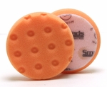 3.5 inch CCS Spot Buffs Orange Pad
